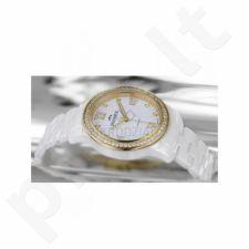 Moteriškas laikrodis BISSET Snow BSPD70GWWX03BX