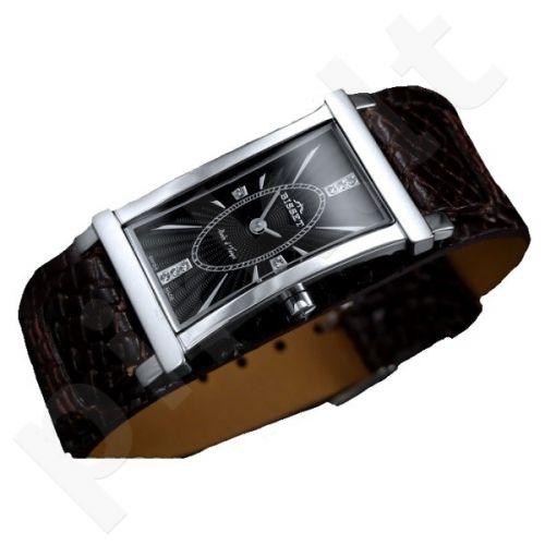 Moteriškas laikrodis BISSET BS25B39LSBKBR