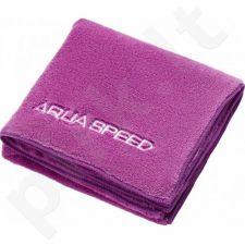 Rankšluostis Aqua-speed Dry Coral 350g 50x100 violetinė  09/157