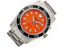Orient Mako XL automatinis FEM75001MV vyriškas laikrodis