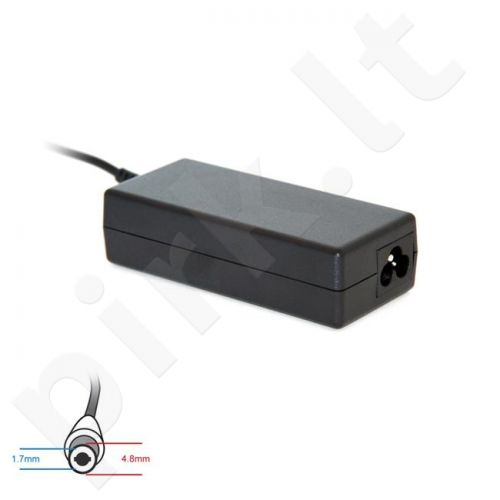 Maitinimo šaltinis Digitalbox 18.5V/3.5A, 65W, kištukas 4.8x1.7mm HP Compaq