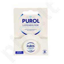 Purol Lip Balm SPF8, kosmetika moterims, 5ml