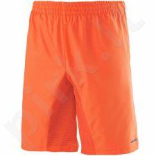 Šortai tenisui Head Club M Bermuda M 811635 oranžinė