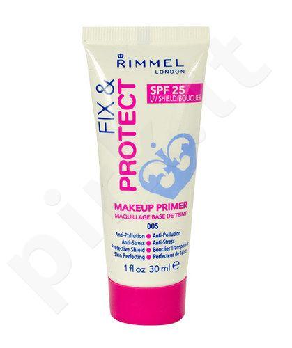 Rimmel London makiažo bazė SPF25, kosmetika moterims, 30ml, (5)