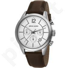 Pierre Cardin Troca Chrono PC106591F02 vyriškas laikrodis-chronometras
