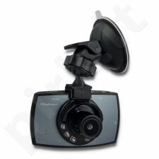 Qoltec CAR RECORDER Full HD | G-SENSOR | Monitoring | LCD 2.7''