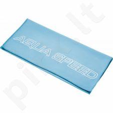 Rankšluostis Aqua-speed Dry Flat 200g 50x100 mėlynas 02/155