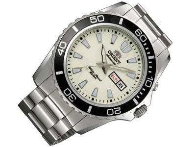 Orient Mako XL automatinis FEM75005R9 vyriškas laikrodis