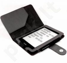 C-TECH PROTECT Case for Kindle PAPERWHITE with WAKE/SLEEP function, black