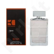 HUGO BOSS BOSS ORANGE MAN edt vapo 100 ml Pour Homme
