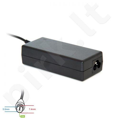 Maitinimo šaltinis Digitalbox 18.5V/3.5A, 65W kištukas 7.4x5.0mm + pin HP Compa