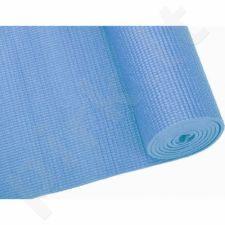 Kilimėlis jogai Allright 173x61x0,4cm tamsiai mėlyna