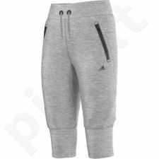 Sportinės kelnės Adidas Wardrobe 3/4 Heavy Single Jersey Pant Junior S21632