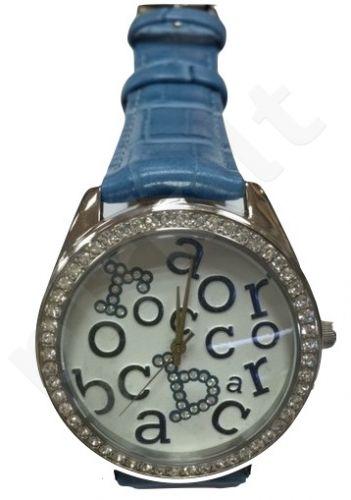 Moteriškas kvarcinis laikrodis ROCCOBAROCCO  ROME