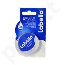 Labello lūpų sviestas, kosmetika moterims ir vyrams, 19ml (Neutralus)