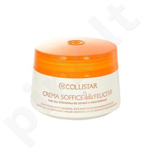 Collistar Crema Soffice della Felicita kūno kremas, kosmetika moterims, 200ml