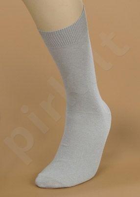 LEN DEO® klasikinės kojinės vyrams iš lino ir medvilnės