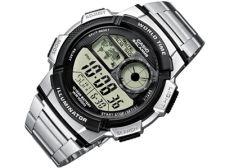 Casio Collection AE-1000WD-1AVEF vyriškas laikrodis-chronometras
