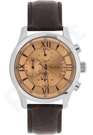 Laikrodis GUESS ES CAPITOL W0192G1