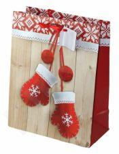 Dovanų maišelis Winter Gloves Large