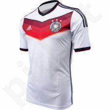 Varžybiniai marškinėliai Adidas Germany Junior G75073