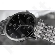 Vyriškas laikrodis BISSET Elegance BSDA99SWBX03BX