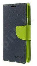 Samsung Galaxy Ace 4 dėklas FANCY Mercury mėlynas/žalias