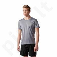 Marškinėliai bėgimui  adidas Response Short Sleeve Tee M BP7421