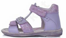 D.D. step violetinės basutės 31-36 d. k033007bl