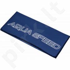 Rankšluostis Aqua-speed Dry Flat 200g 50x100 tamsiai mėlyna 10/155