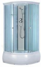 Masažinė dušo kabina ZQ-161W