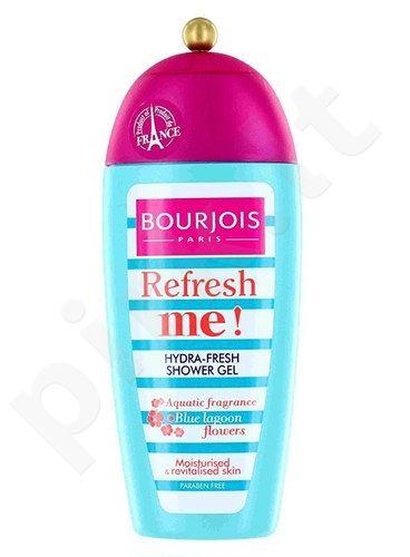 BOURJOIS Paris Refresh Me Hydra Fresh dušo želė, kosmetika moterims, 250ml