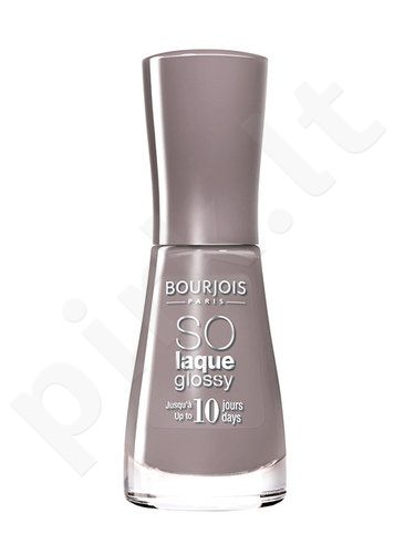 BOURJOIS Paris So nagų lakas, kosmetika moterims, 10ml, (13 Tombée A Pink)