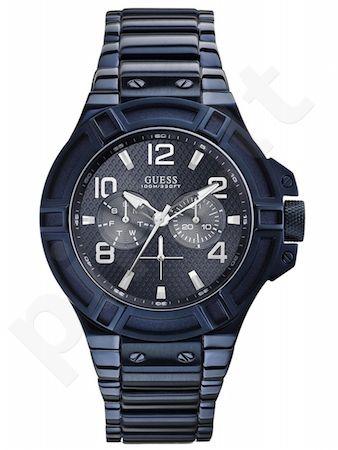 Laikrodis GUESS ES RIGOR W0218G4