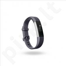 Fitbit Alta HR Large - Blue Gray