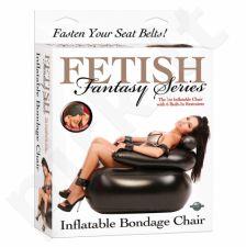 Pripučiamas fotelis BDSM sekso žaidimams