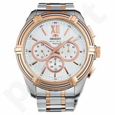 Vyriškas laikrodis ORIENT FUZ01001W0