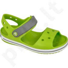 Basutės Crocs Crocband Jr 12856 zielone