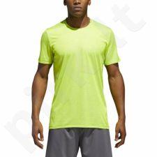 Marškinėliai bėgimui  adidas TKO Tee M CF5978