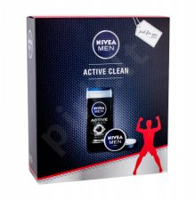 Nivea Men Active Clean, dušo želė vyrams, 250ml