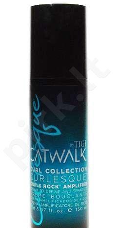 TIGI Catwalk Curlesque Curls Rock Amplifier, 150ml, moterims