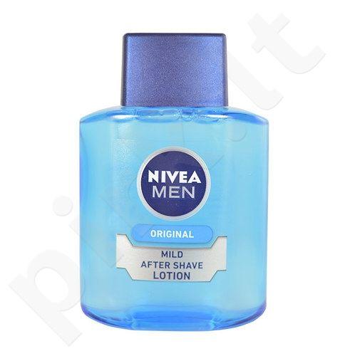 Nivea Men Original Mild losjonas po skutimosi Lotion, kosmetika vyrams, 100ml