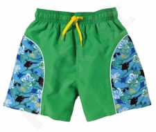 Maudimosi šortai berniukams UV SEALIFE 4192 92/98 blue/gree