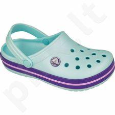 Šlepetės Crocs Crocband Clog Jr 204537 mėlyna