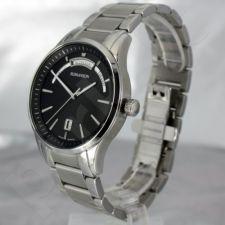 Vyriškas laikrodis Romanson TM8237 MW BK