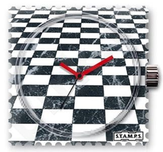 Laikrodis-magnetukas S.T.A.M.P.S.  GET ON THE FLOOR