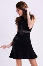 Emamoda suknelė - juoda 12013-1