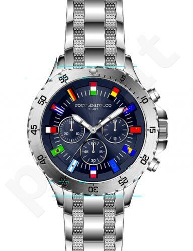 Moteriškas kvarcinis laikrodis ROCCOBAROCCO  RBS0005
