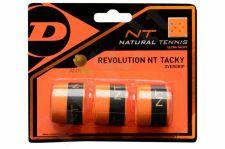Raketės overgripsas NT Rev Tacky 3-blister oranžin