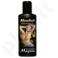Masažo aliejus Magoon Muskusas (100 ml)